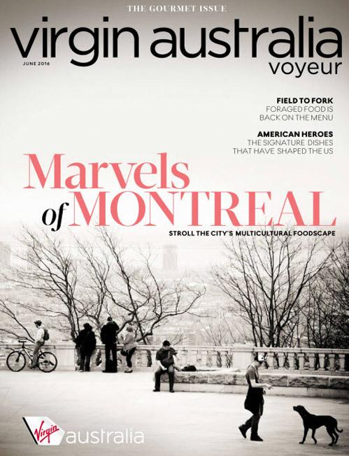 CLATUU 360 Freeze – As Featured In Voyeur Magazine June 2016