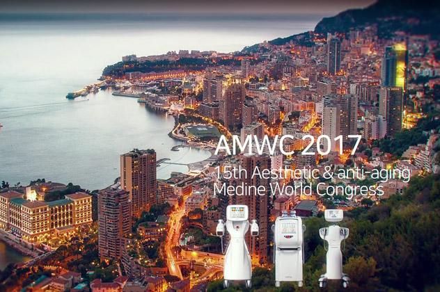 AMWC Exhibition 2017, Monaco