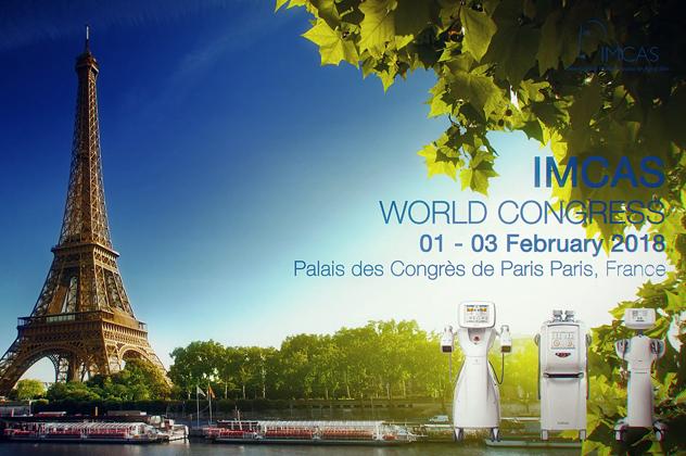 IMCAS World Congress 2018