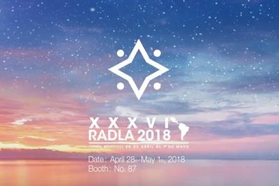 RADLA 2018 (Cancun, MEXICO)